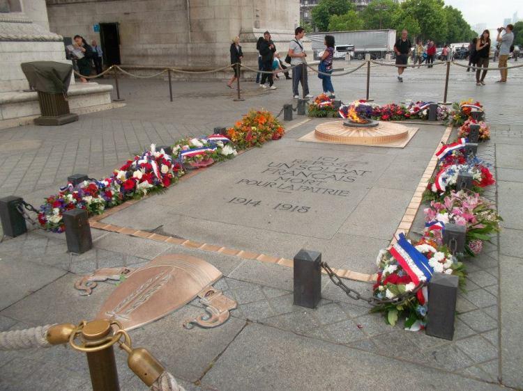 La tombeau du soldat inconu